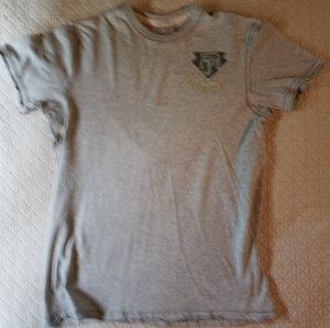 Men's Abercrombie and Fitch distressed tee